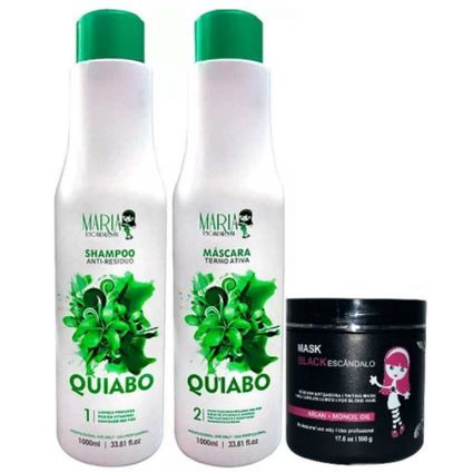 07-MARIA-ESCANDALOSA-KIT---PROGRESSIVA-QUIABO-2X1000ML---MASK-BLACK-ESCANDALO-500G-SKU-1678