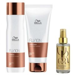 0019-WELLA-SHAMPOO-FUSION-250ML-CONDICIONADOR-FUSION-200G-OIL-REFLECTIONS-CR-30ML-SKU-BR001