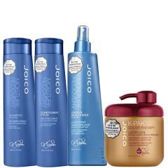 0024-JOICO-SHAMPOO-300ML-CONDICIONADOR-300ML-LEAVE-IN-300ML-MASCARA-K-PAK-500G-SKU-BR019