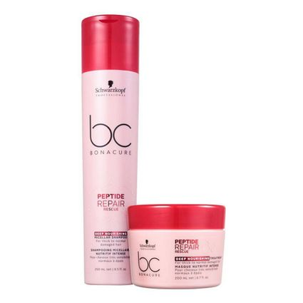 G1-KIT-SCHWARZKOPF-PROFESSIONAL-BC-BONACURE-PEPTIDE-REPAIR-RESCUE-DEEP-NOURISH-DUO--2-PRODUTOS--01-SKU-LM010