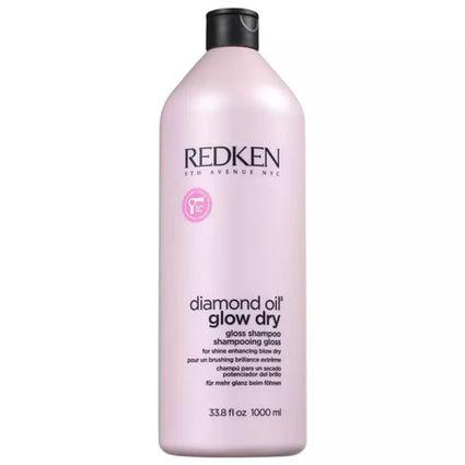 0006-REDKEN-DIAMOND-OIL-GLOW-DRY-GLOSS---SHAMPOO-1000ML-01-SKU-LC003