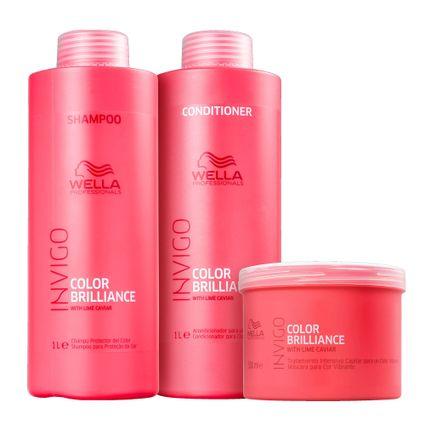 Kit-Shampoo-1L-Cond-1L-Mascara-500G-Wella-Brilliance