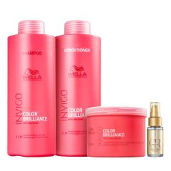 Kit-Shampoo-1L-Cond-1L-Mascara-500G-Wella-Brilliance-e-Oil-Reflections-30ML