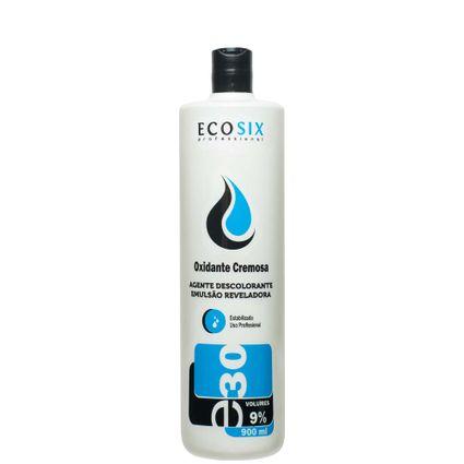 Água Oxigenada Ecosix 30 Volumes 900ml