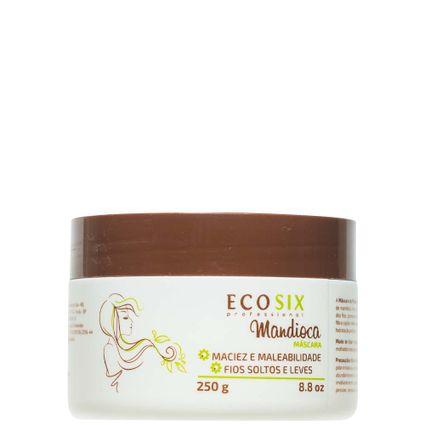 Máscara Hidratante Ecosix Mandioca 250g