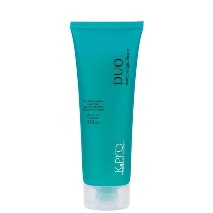 Shampoo Equilibrante K.Pro Duo 240ml